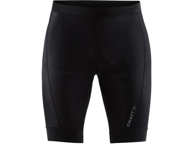 Craft Rise Shorts Men Black